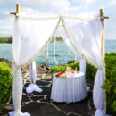 Venue/Caterer/Cake: Mauna Kea Beach Hotel  Event Planner: Hawaii Weddings by Tori Rogers, LLC