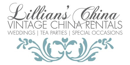 Lillian's China - Vintage Rentals