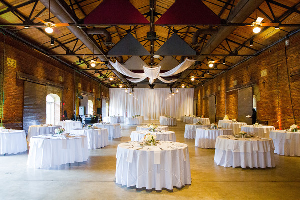 Georgia Freight Depot Atlanta Ga Wedding Venue