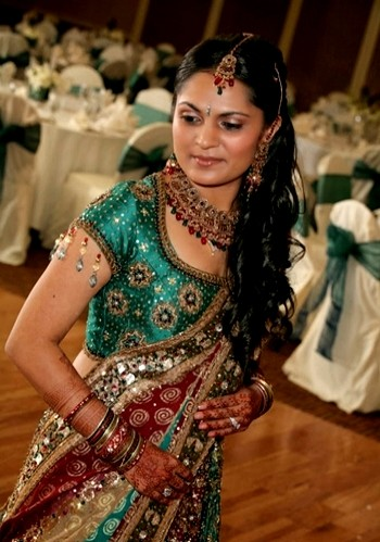 Bridal makeup artist nj specialize in bridal hair for Aaina beauty salon parlin nj