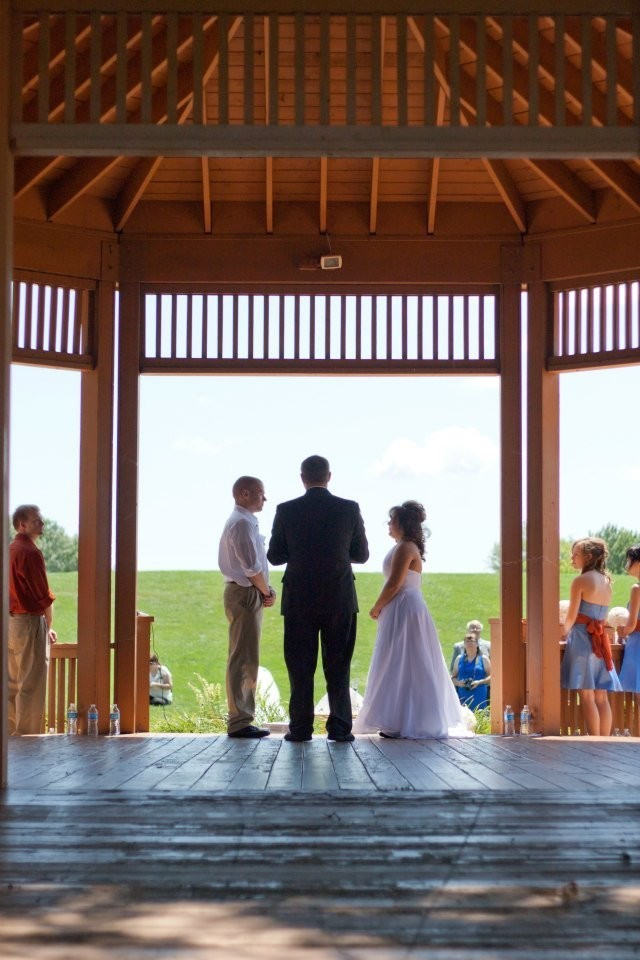 Foundations weddings officiant kalamazoo mi weddingwire for Wedding dresses in kalamazoo mi