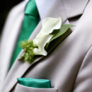 Groom and Groomsmen Attire: Selix  Floral Designer: Urban Flowers