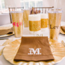 Venue: High Point Restaurant  Rentals: Stewart's Rentals and The Embroidery Company