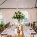 Venue: High Point Restaurant   Floral Designer: The Flower Shoppe  Rentals: Stewart's Rentals and The Embroidery Company
