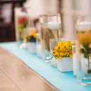 Rentals:RSVP Party RentalsandThe Wooden Trunk  Floral Designer:Layers of Lovely