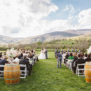 Venue:King Family Vineyards  Officiant: Caroline and George Mendis  Ceremony Musicians: Michelle Fleischman, Missy Gallina, Samantha Oakley, and Nichole Fleischman