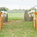 Venue: Duchman Family Winery  Floral Designer: Posey Floral and Event Design