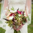 Dress Designer:Essence of AustraliafromSignature Bridal Salon  Floral Designer:Posey Floral and Event Design