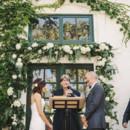 Venue:Villa San Juan Capistrano  Dress Designer:Augusta Jones  Groom's Attire:Men's Wearhouse  Floral Designer:Floral Occasions