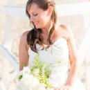 Dress Designer:Mori Leefrom Lennox East Beach Bride  Floral Designer:Little Miss Lovely