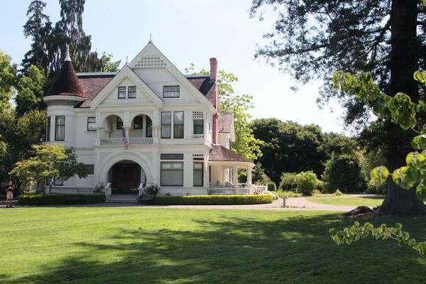 Ardenwood Historic Farm Fremont Ca Wedding Venue