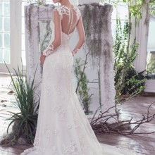 220x220 sq 1481215959320 maggie sottero rosaleigh 6mr782 back