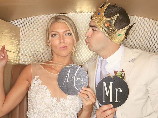 The Booth Bus Photos, Event Rentals & Photobooths Pictures, Greater Monterey Area - WeddingWire ...