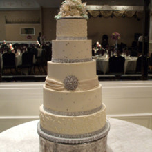 220x220 sq 1414089133461 weddingcake16