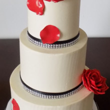 220x220 sq 1431370192042 weddingcakes38