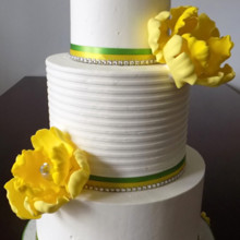 220x220 sq 1444667117933 weddingcakes68