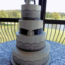 220x220 sq 1444667467322 weddingcakes67