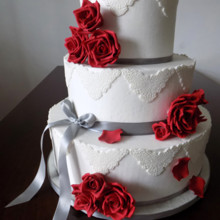 220x220 sq 1444667473841 weddingcakes69