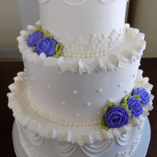 220x220 sq 1473117488352 weddingcakes7