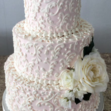 220x220 sq 1473117527839 weddingcakes26
