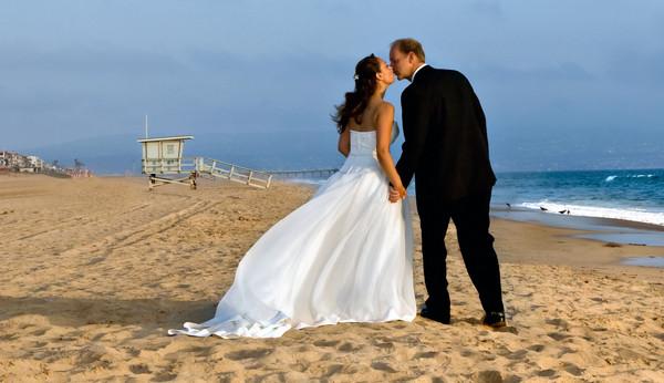 1419015485033 Manhattan Beach Wedding Photographer Kiss Denver  wedding photography