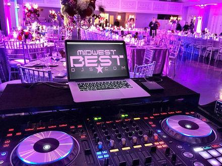 Saint charles wedding djs reviews for djs midwest best djs junglespirit Image collections