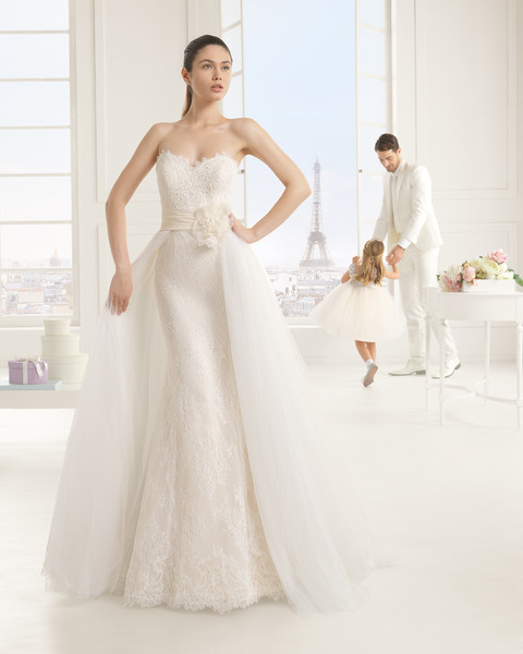 New York, NY Wedding Dress