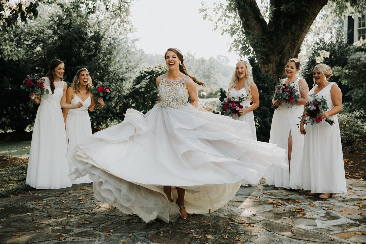 Dara S Garden Venue Knoxville Tn Weddingwire