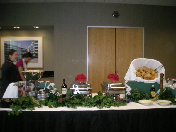 photo 1 of Romano's Macaroni Grill Catering