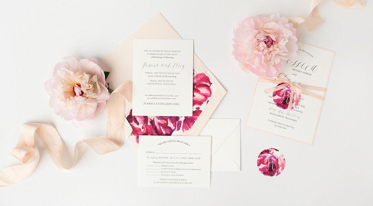 Paper Rock Scissor - Invitations - Minneapolis, MN - WeddingWire