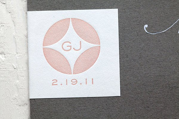 photo 9 of Ephemera - Letterpress Stationery, Calligraphy + More