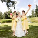 130x130 sq 1301107516546 level1djbrideandbridesmaidsinyellow