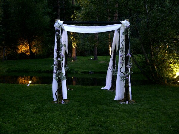 photo 13 of Artistic Arch Chuppah & Mandap Rentals by Enchante' Celebrations