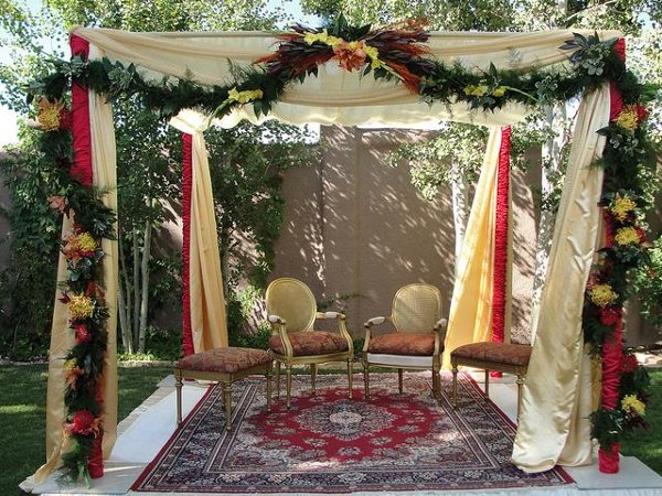 photo 14 of Artistic Arch Chuppah & Mandap Rentals by Enchante' Celebrations