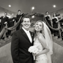 130x130 sq 1445923232969 bridal party stairs at bella sera