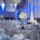 130x130 sq 1483467513642 blue lighting with hanging cake bella serasquare