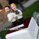 130x130 sq 1223739919950 wedding cake topper 250