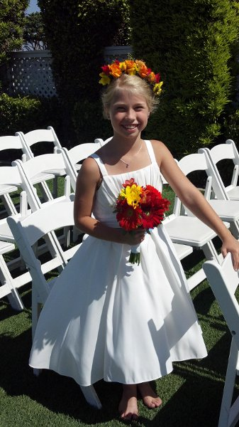 photo 30 of Michael's Flower Girl