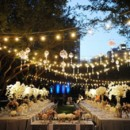 130x130 sq 1420755330707 string lights with chandelier