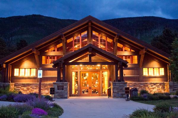 Donovan Pavilion Venue Vail Co Weddingwire