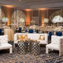 130x130 sq 1446064050697 woodlands ballroom blue and white elegance sm