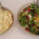 130x130 sq 1465998673477 cole slaw and garden salad 3