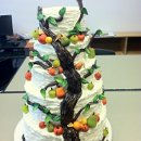 130x130 sq 1355801216514 weddingfruitcake