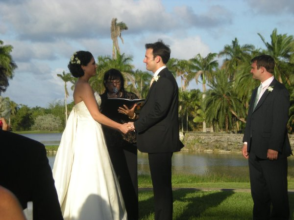 photo 22 of FloridaWeddingsbyCecilia (Officiant)