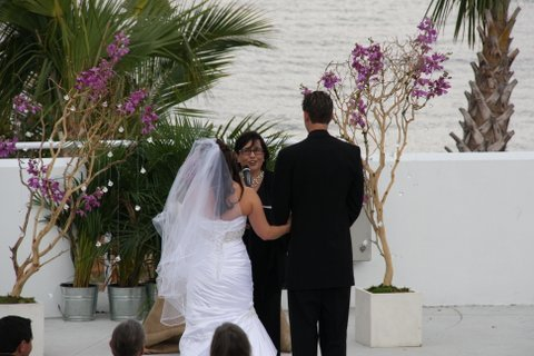 photo 2 of FloridaWeddingsbyCecilia (Officiant)