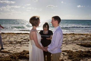 photo 3 of FloridaWeddingsbyCecilia (Officiant)
