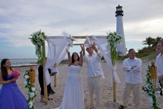 photo 9 of FloridaWeddingsbyCecilia (Officiant)