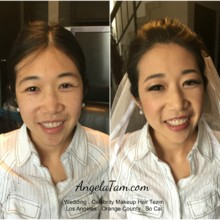 220x220 sq 1498681034162 1 asian wedding makeup artist hair stylist angela