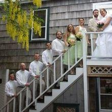 220x220 sq 1525152929 d622d85d05432b82 1222979071632 jordan   chris wedding   383