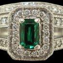 130x130 sq 1242495214281 emeraldsetting